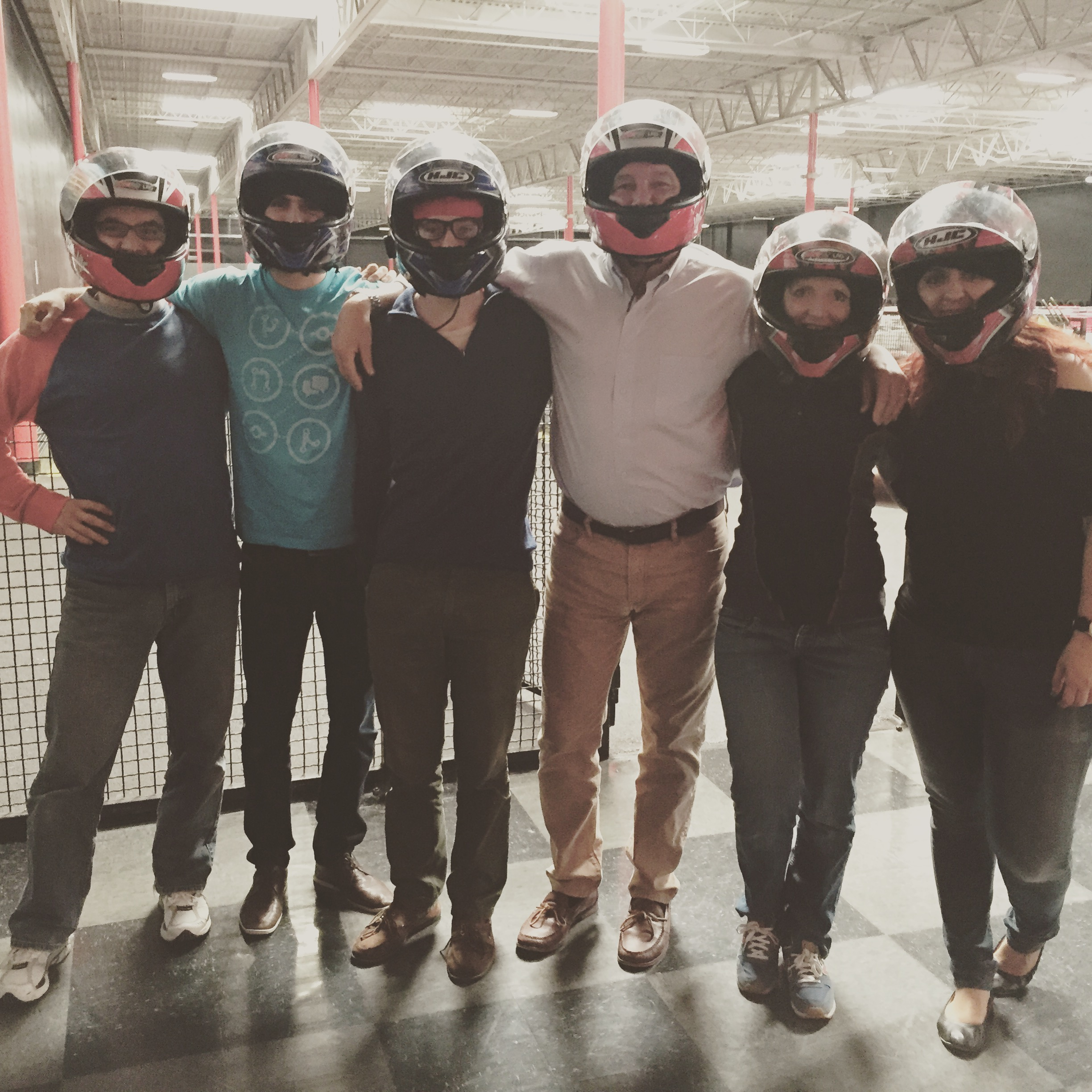 Team go-kart racing | Careers at AppScale
