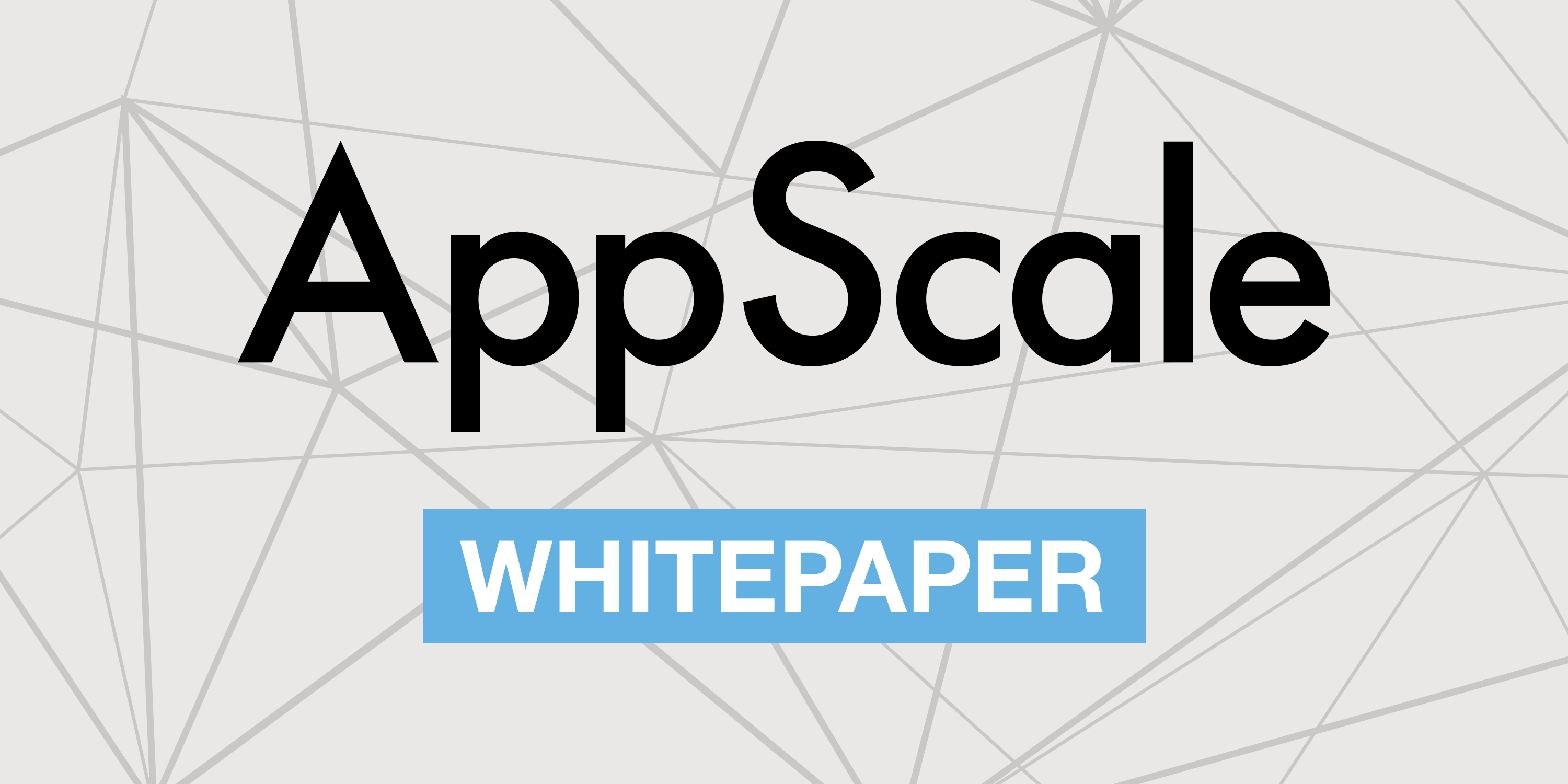 AppScale_WhitePaper_Cover1